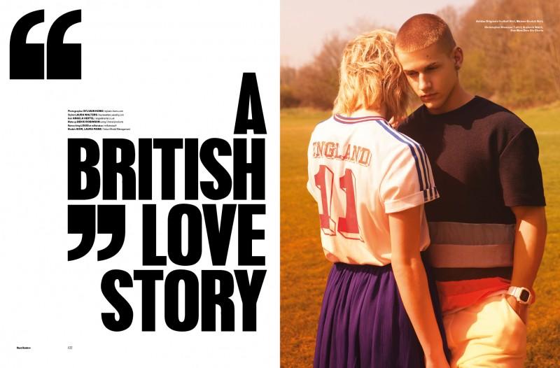 BRITISH LOVE 122-1332